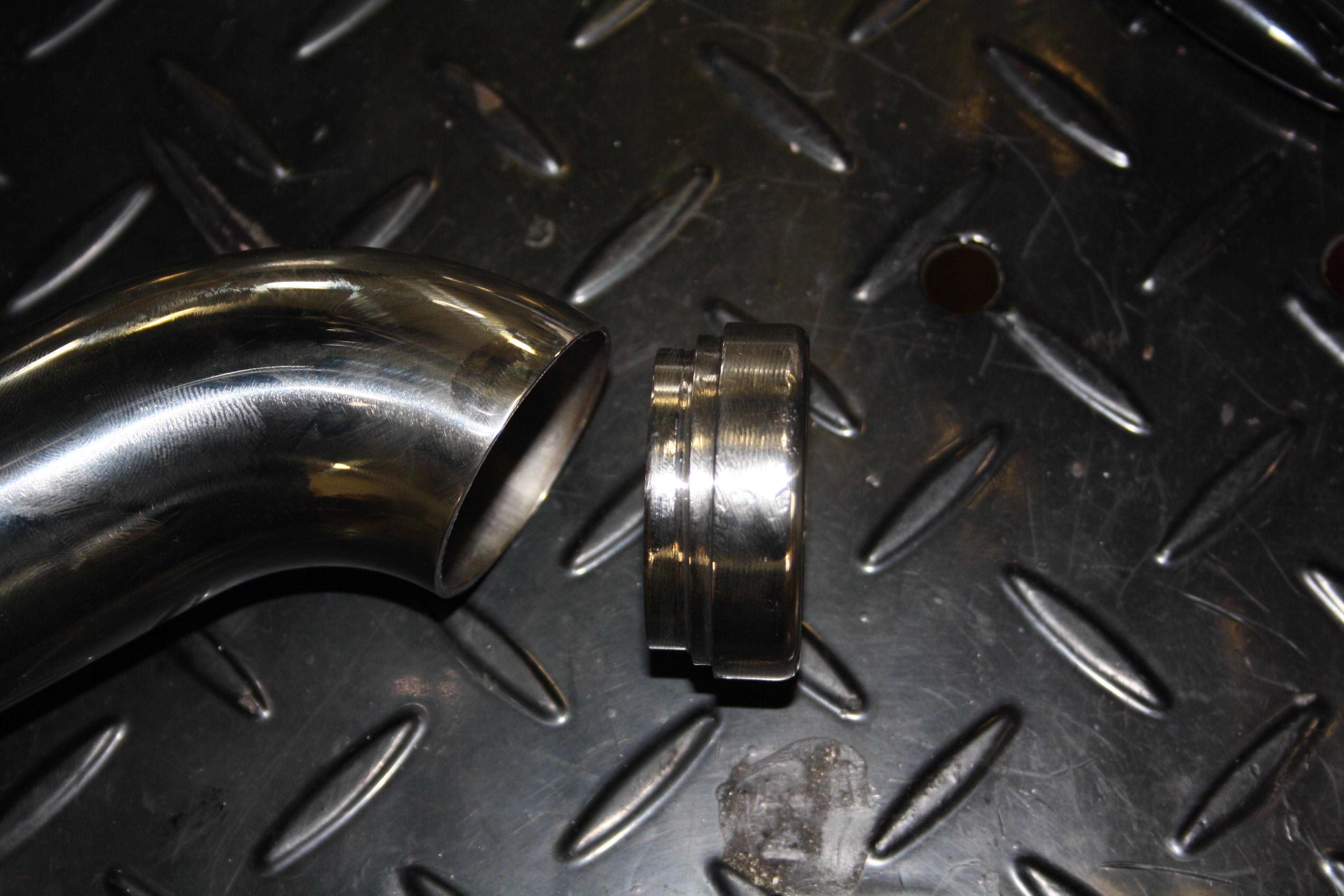 custom harley exhaust | Lock the welder