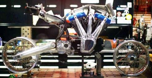 jesse build bike 1