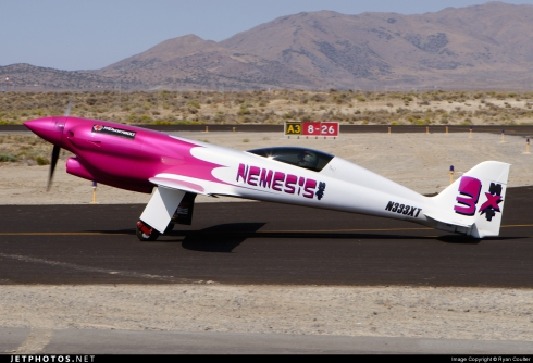 800 hp all composit race plane