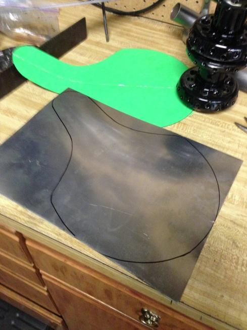 seat pan flat