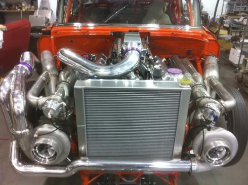 turbo setup