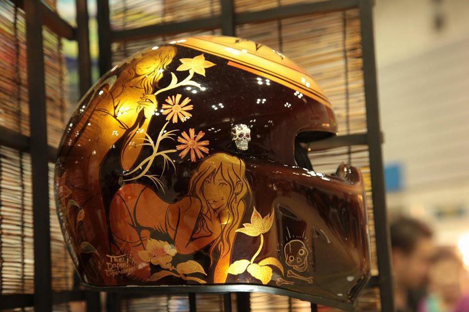 amazing helmet