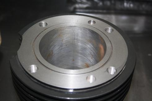 cylinder top