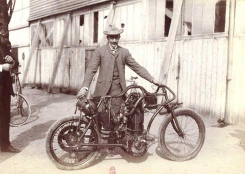 old single cylinder