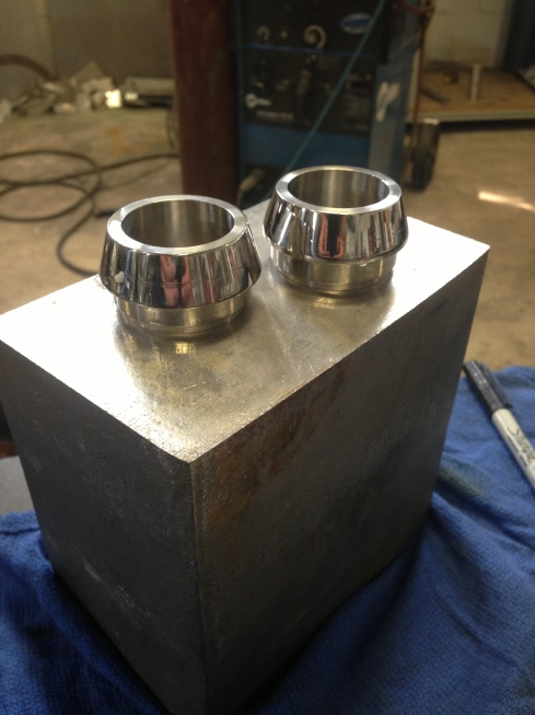 exhaust flanges 1