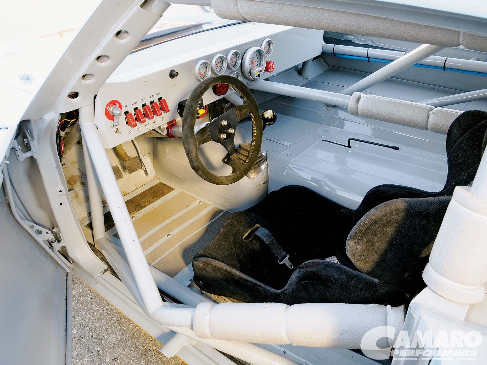 Race Car Interiors